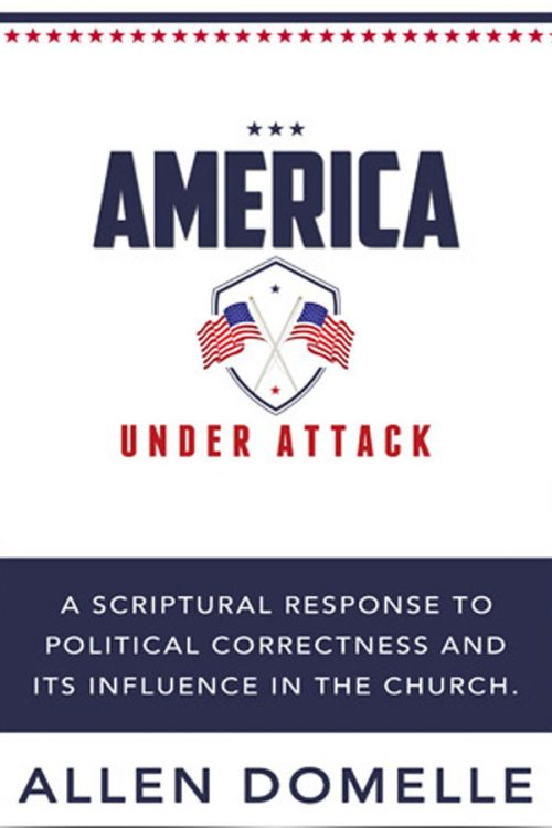 America Under Attack by Allen Domelle